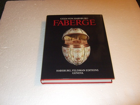 Image for FABERGE ( History; Design; Hardstones [ Animal Figures / Faberge's Flowers ]; Enamel; Gold, Silver; Imperial Easter Eggs - Russia; Prices, Then & Now; Jewelry; Cloisonne; Workshops; Hallmarks; Fakes; Russian Hallmarks, etc)