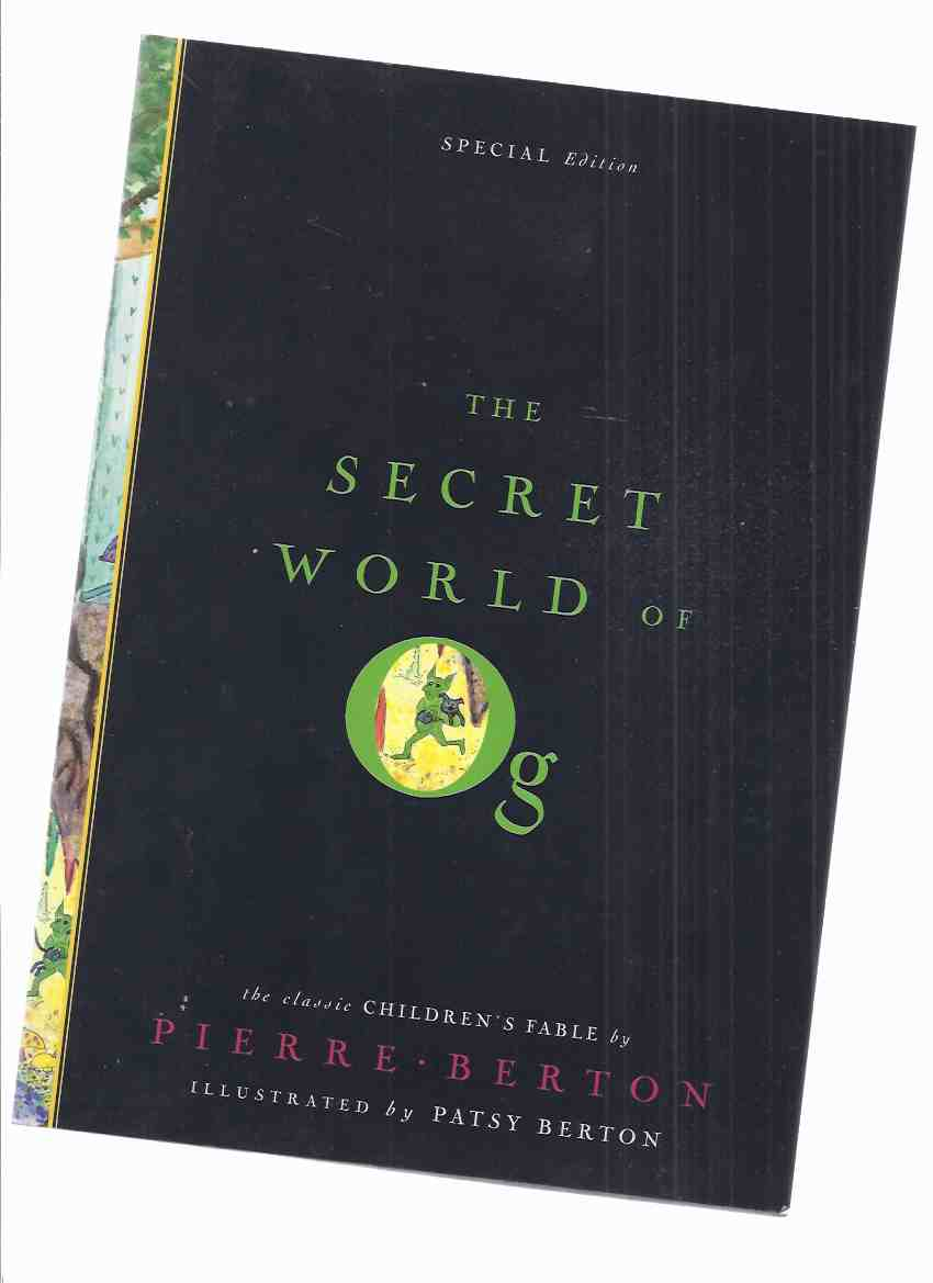 Image for The Secret World of Og -by Pierre Berton -a Signed Copy