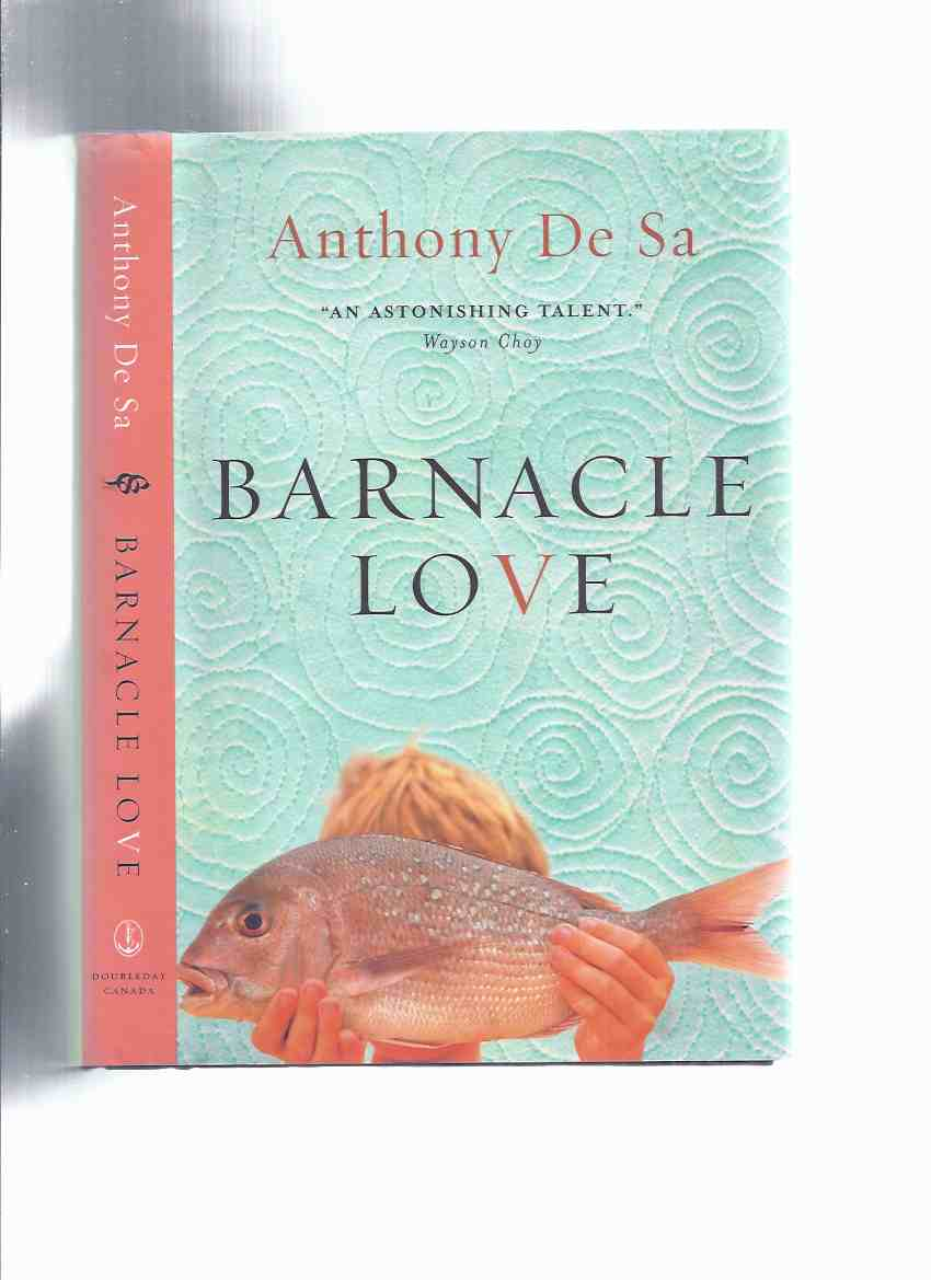 Image for Barnacle Love ---by Anthony De Sa