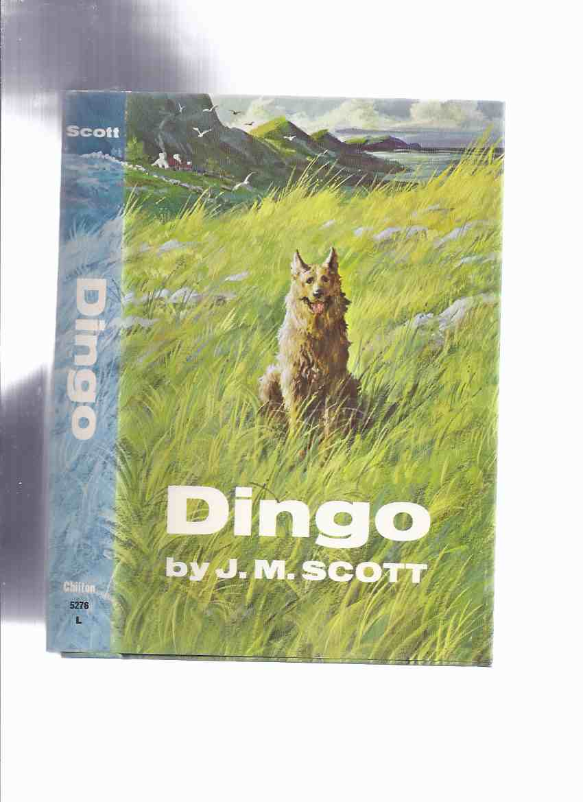Image for Dingo ---by J M SCott ( Collie - Alsatian Cross / Dog )