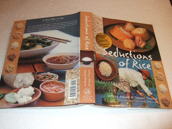 Image for Seductions of Rice:  A Cookbook -by Jeffrey Alford and Naomi Duguid ( 1999 Winner Cuisine Canada Cook Book Award )( Recipes )