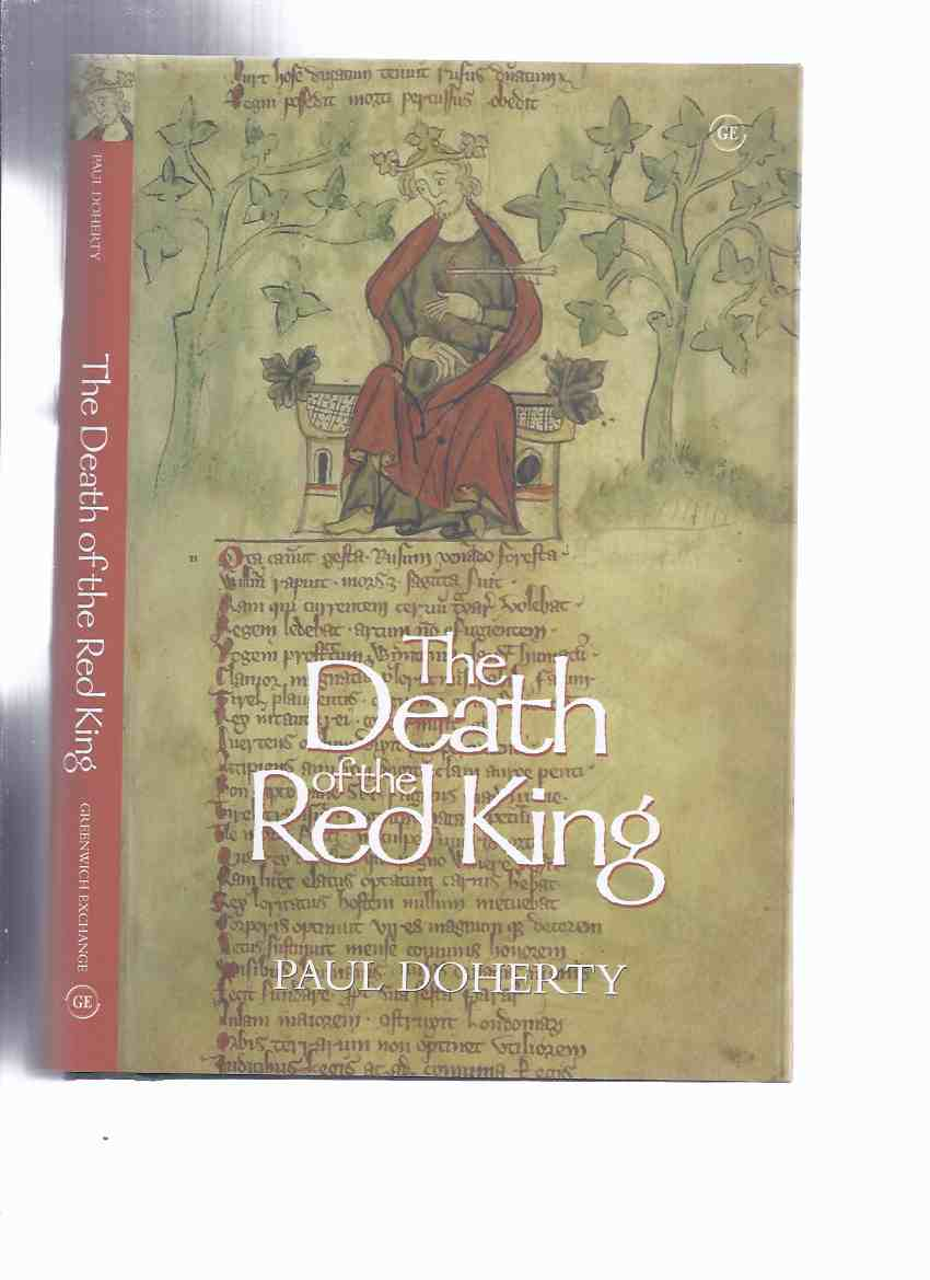 Image for The Death of the Red King ---by Paul Doherty -a Signed Copy ( Rufus the Red / William II )