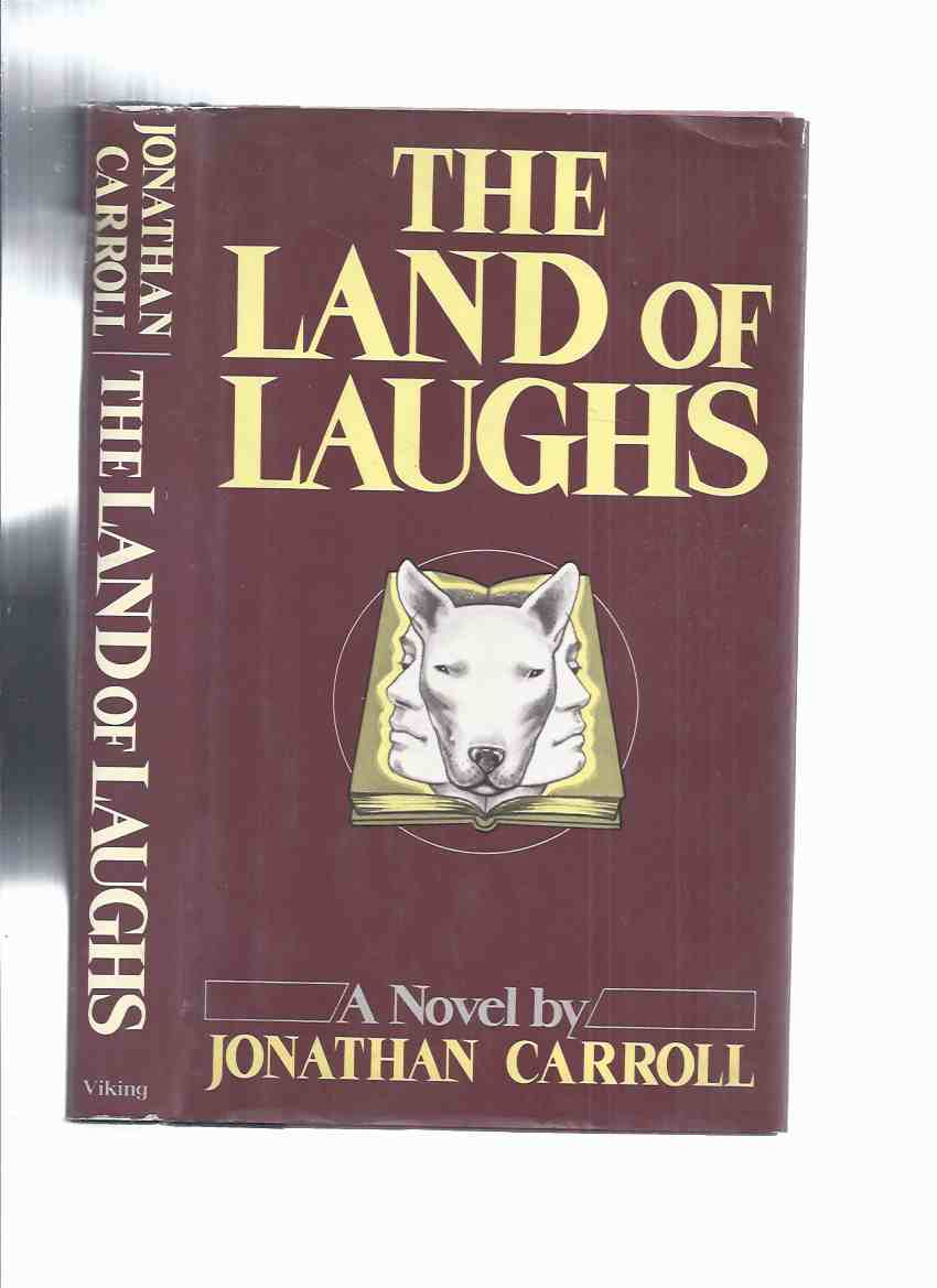 Image for The Land of Laughs ---by Jonathan Carroll ( Author's 1st Book / First Edition )