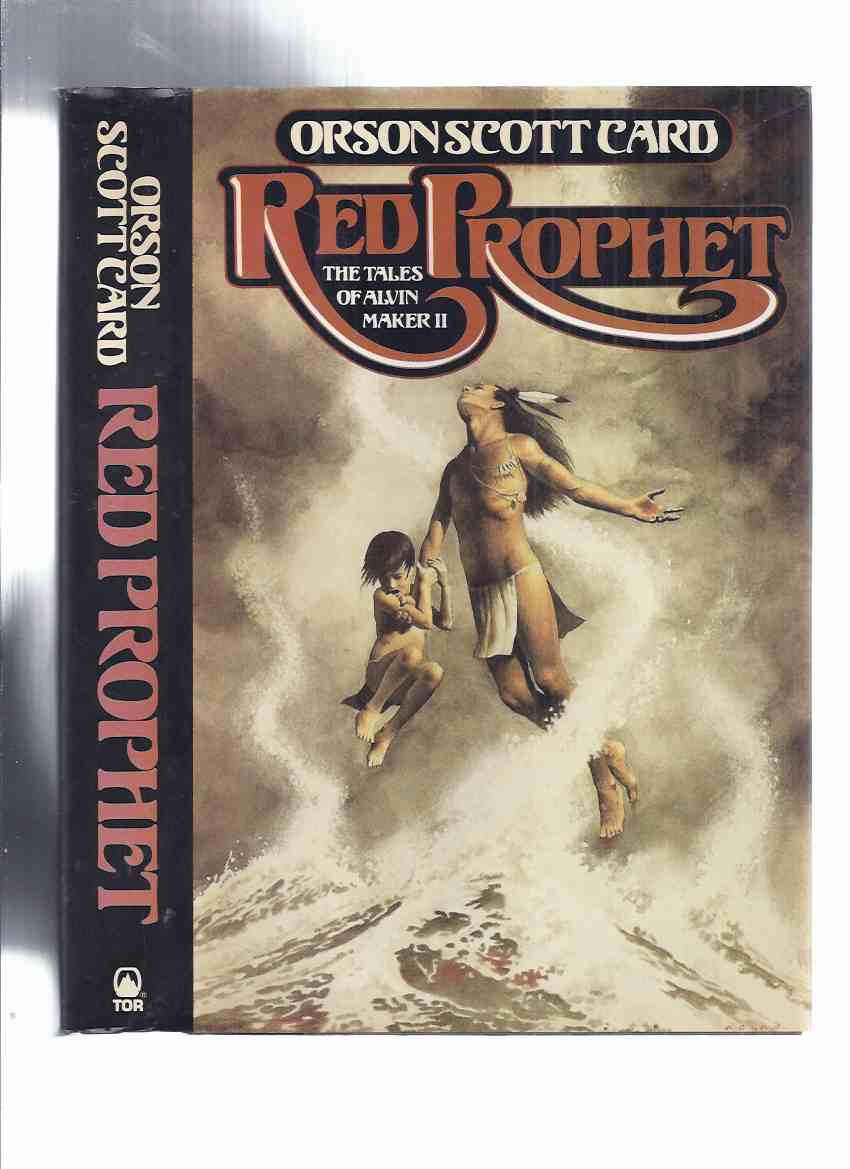 Image for Red Prophet: The Tales of Alvin Maker Volume 2 -by Orson Scott Card -a Signed Copy ( Book Two / II )