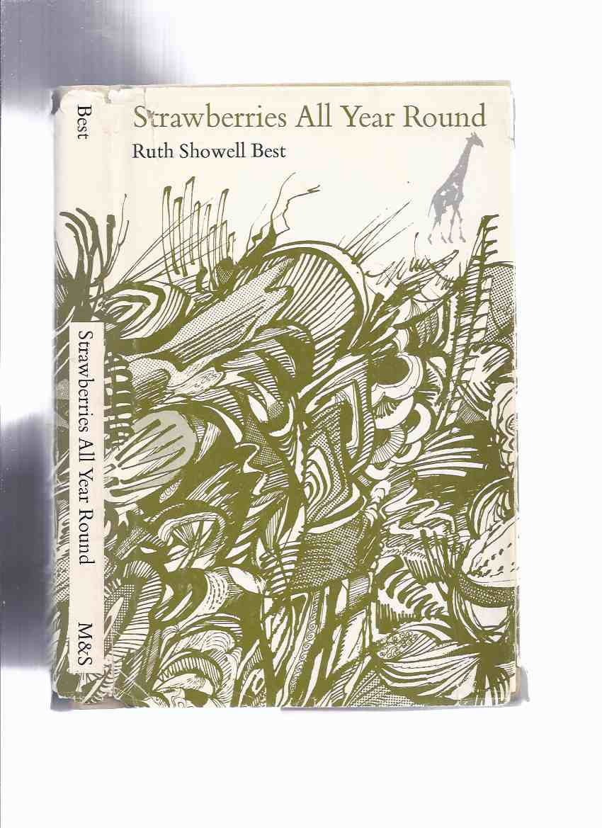 Image for Strawberries All Year Round -by Ruth Showell Best ( Burlington Ontario / Kenya related)