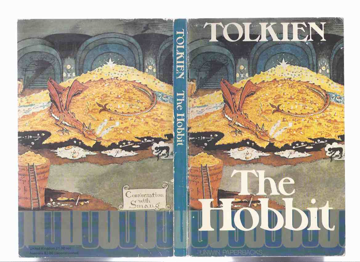 Image for The Hobbit, or, There and Back again  -by J R R Tolkien, Illustrated By the Author and with Two Maps