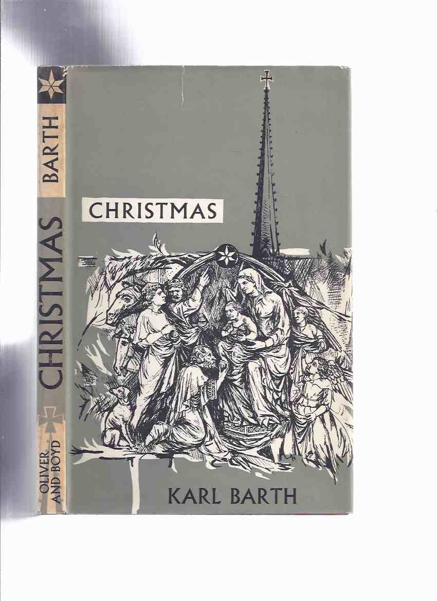 Image for Christmas  -by Karl Barth