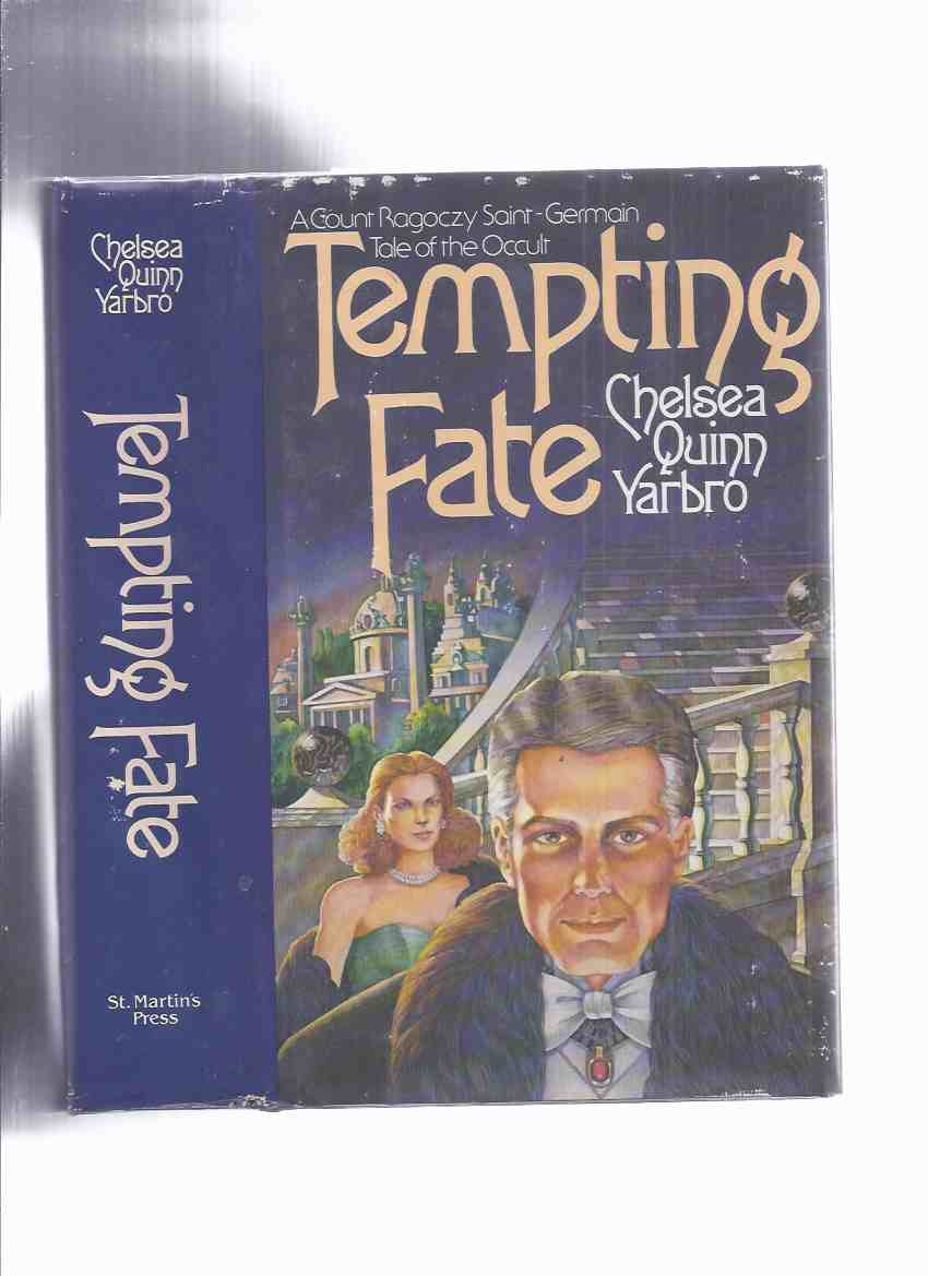 Image for Tempting Fate : A Count Ragoczy St. Germain Tale of the Occult  ( Saint )