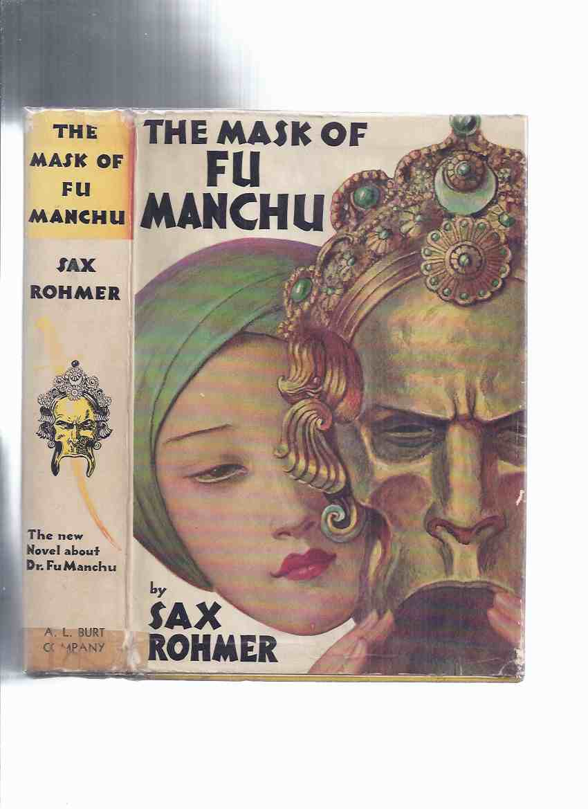 Image for The Mask of Fu Manchu -by Sax Rohmer -a Signed Copy