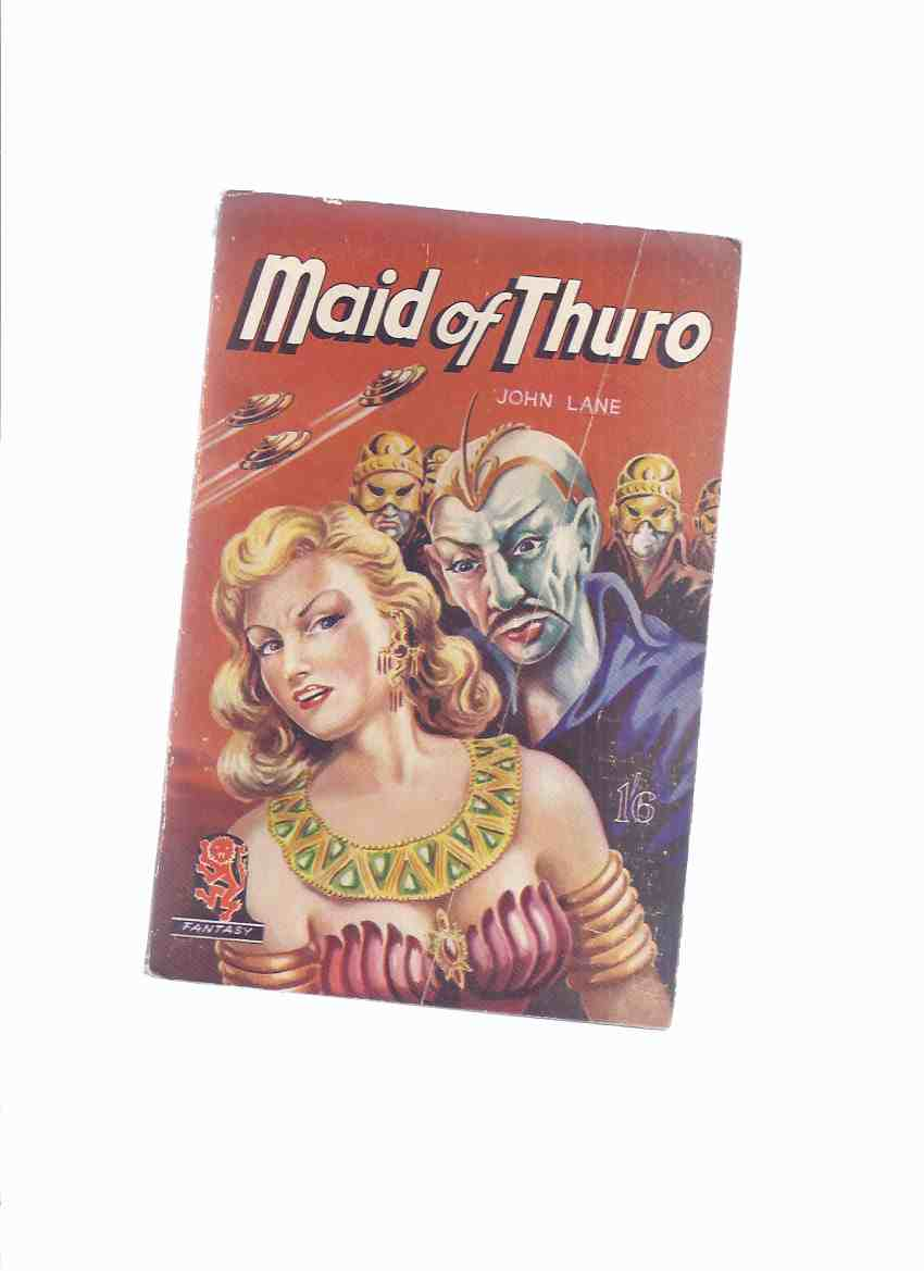 Image for Maid of Thuro -by John Lane