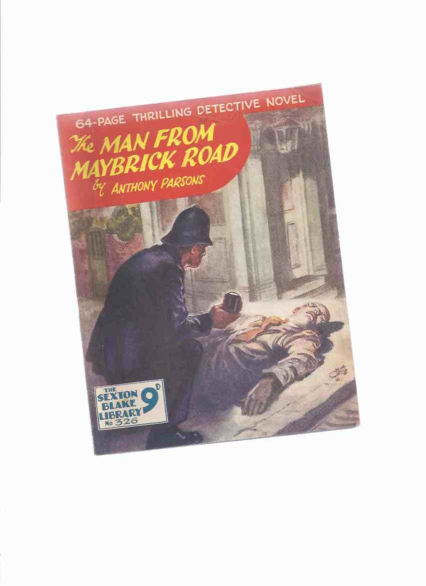 Image for The SEXTON BLAKE LIBRARY, No. 326 - The Man from Maybrick Road ( New Series )
