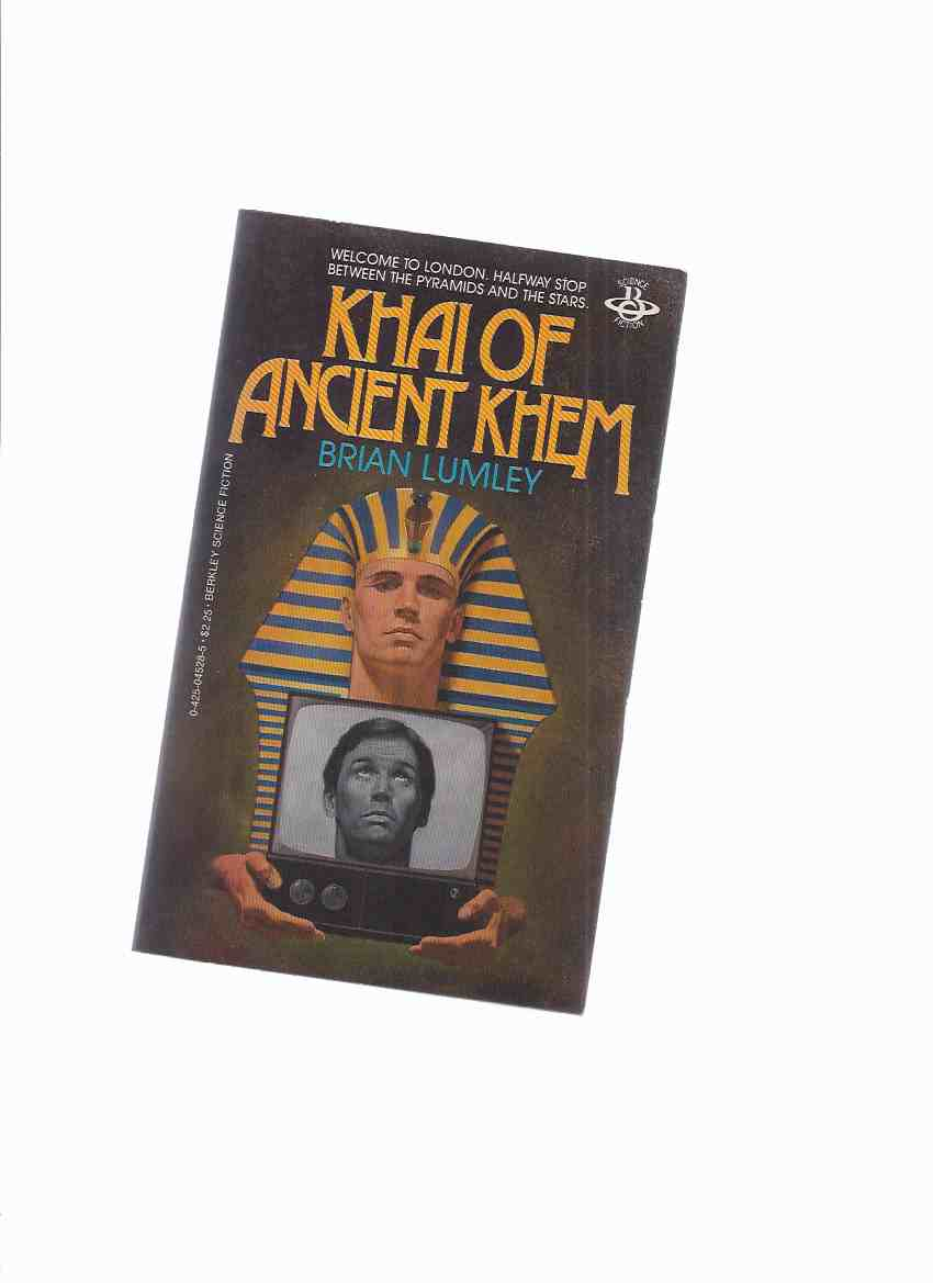 Image for Khai of Ancient Khem -by Brian Lumley