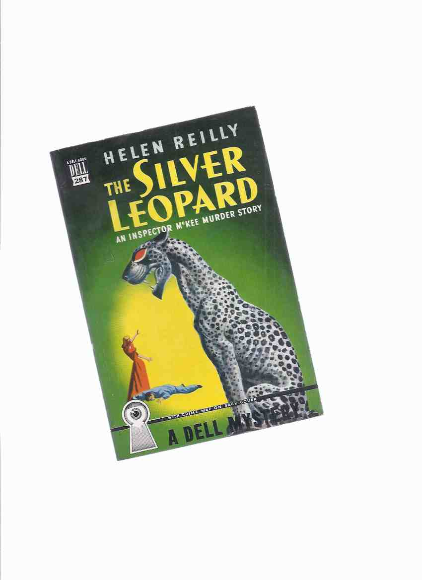 Image for The Silver Leopard: An Inspector McKee Murder Mystery -by Helen Reilly  / Dell Mapback Edition