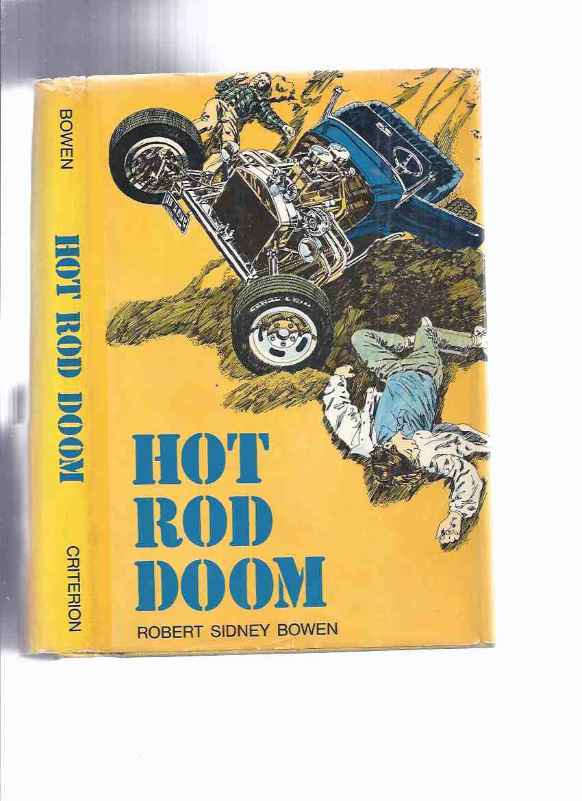 Image for Hot Rod Doom -by Robert Sidney Bowen