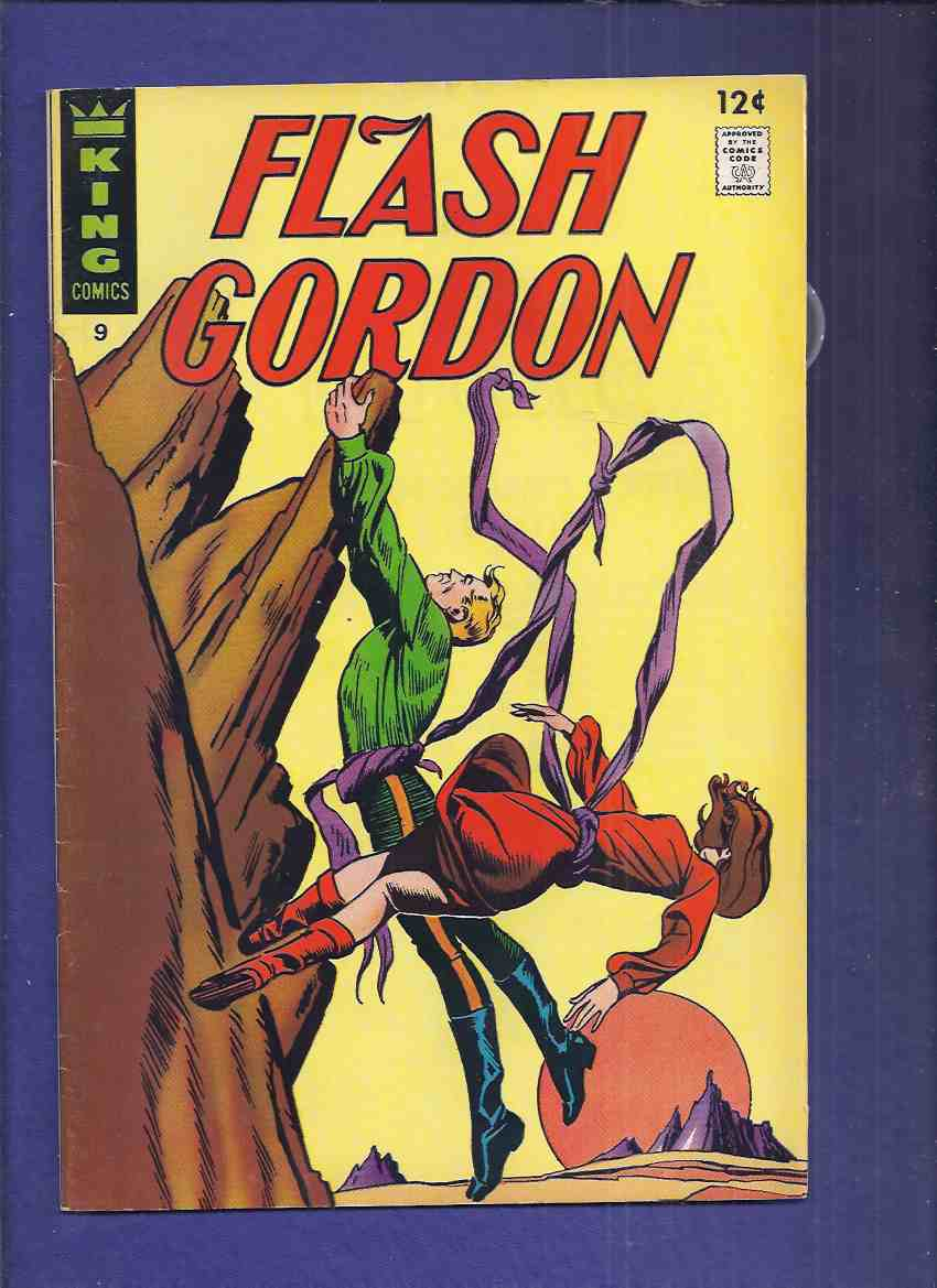 Image for FLASH GORDON in, The Tournament of Mongo, Part 1 ( with The Devil Dummy ) / King Features Syndicate Comics # 9