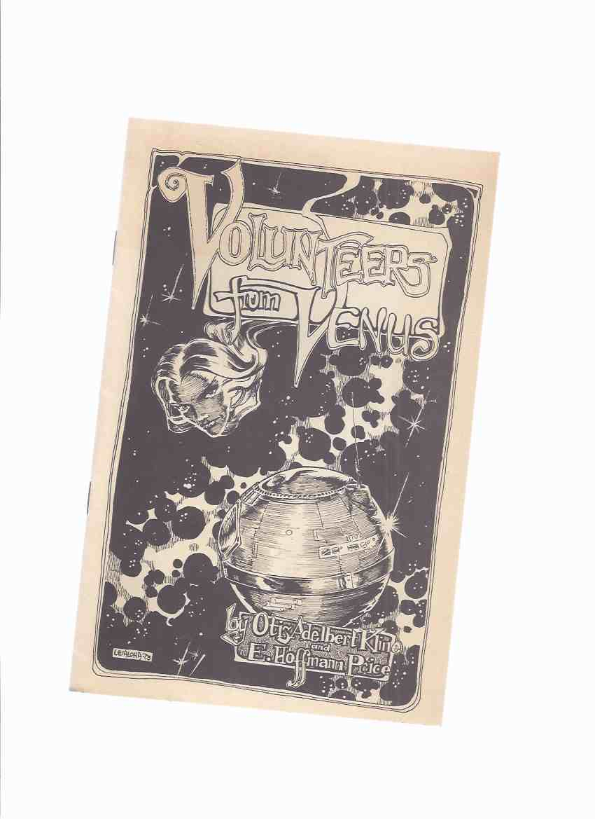 Image for Volunteers from Venus ---by Otis Adelbert Kline  --- OAK LEAVES  Volume 1, # 8