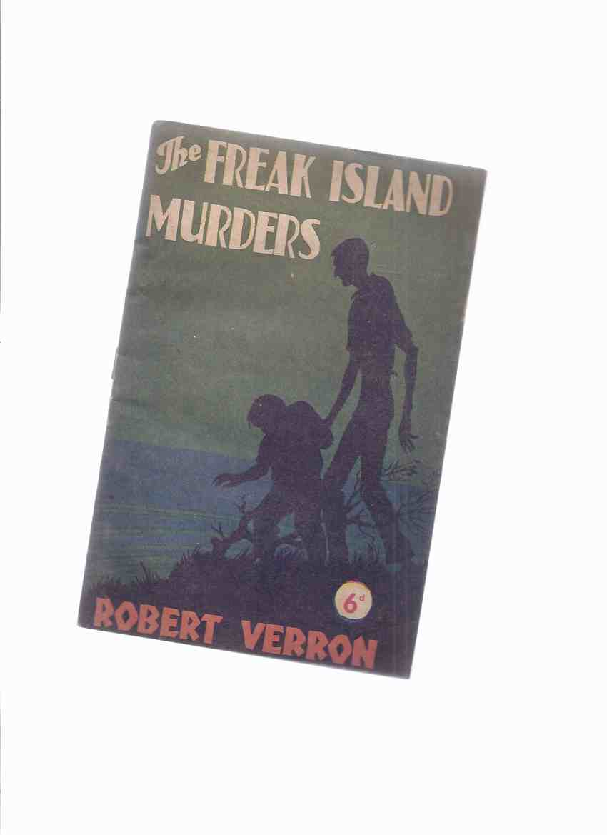 Image for The Freak Island Murders -by Robert Verron