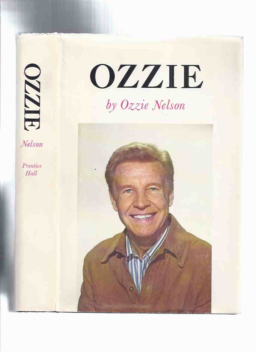 Image for OZZIE -by Ozzie Nelson ( Autobiography )( Harriet / Ricky / David Nelson related)