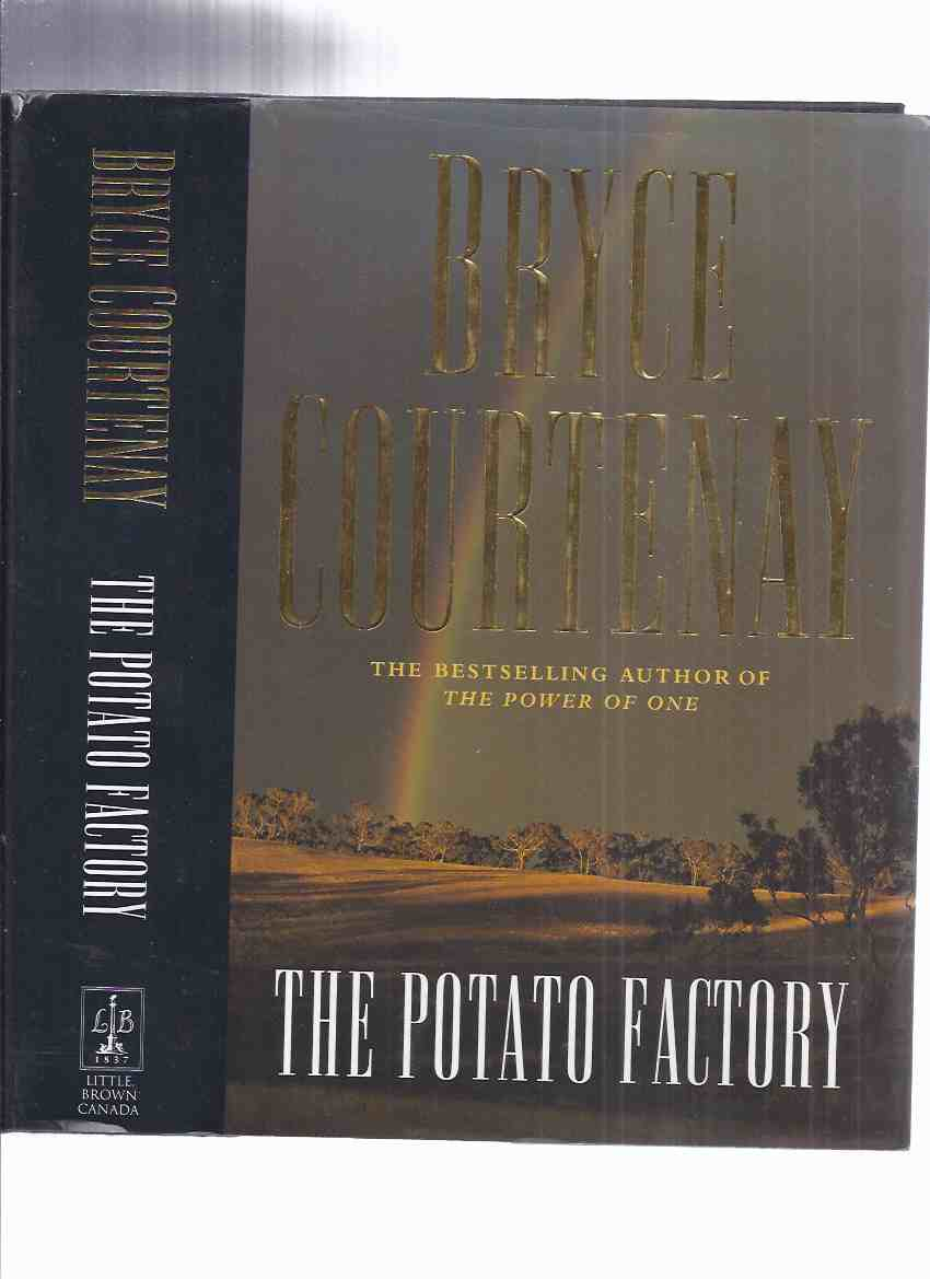 Image for The Potato Factory ---by Bryce Courtenay  ( Volume / Book 1 of the Australian Trilogy )