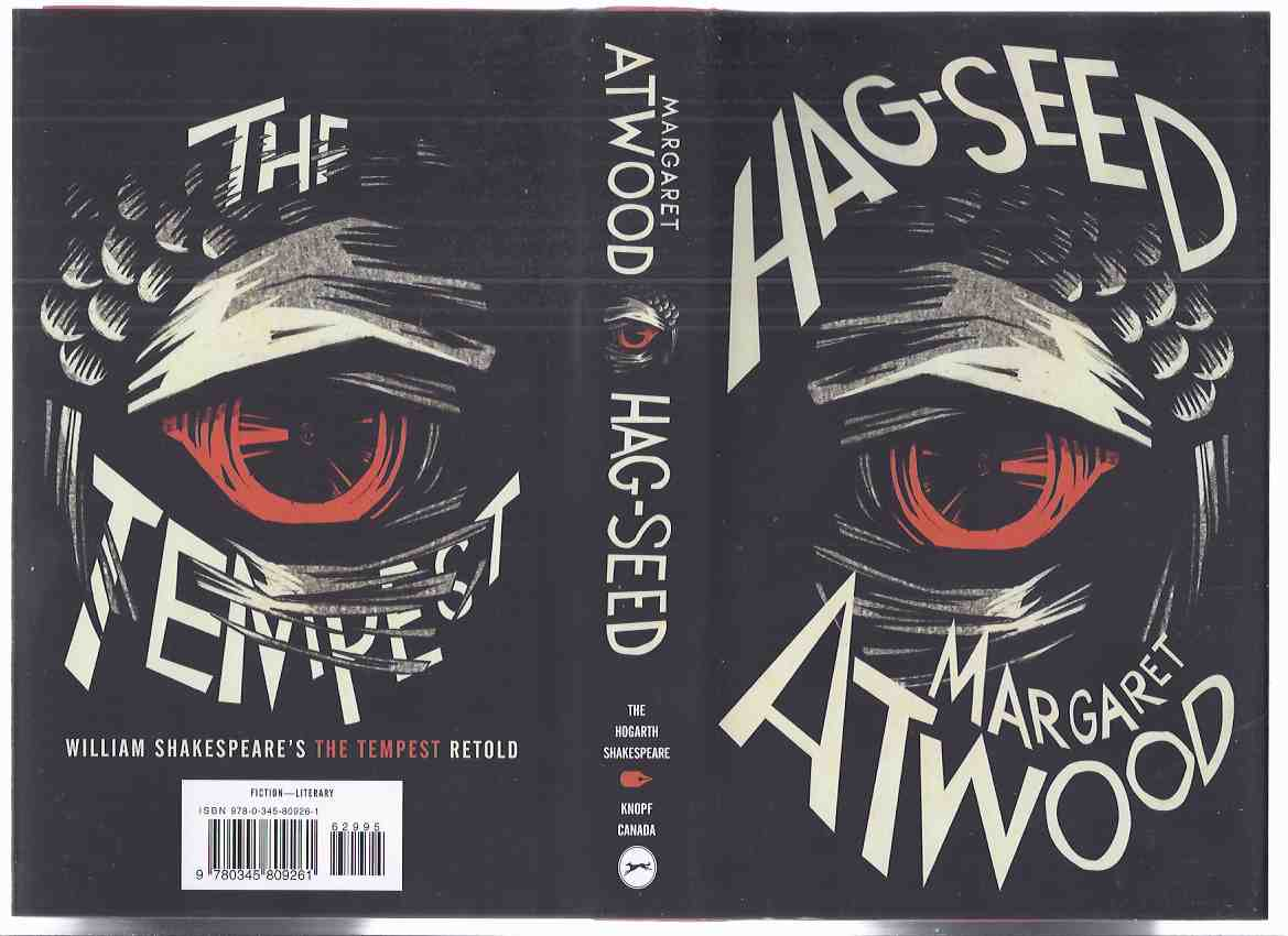 Image for Hag-Seed - William Shakespeare's The Tempest retold ---by Margaret Atwood ( 1st Edition )