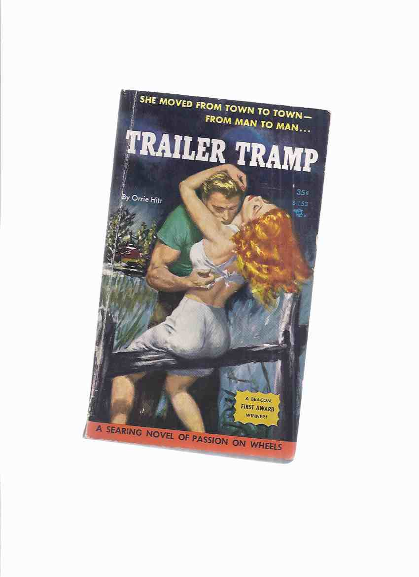 Image for Trailer Tramp -by Orrie Hitt / Beacon Books # B-153