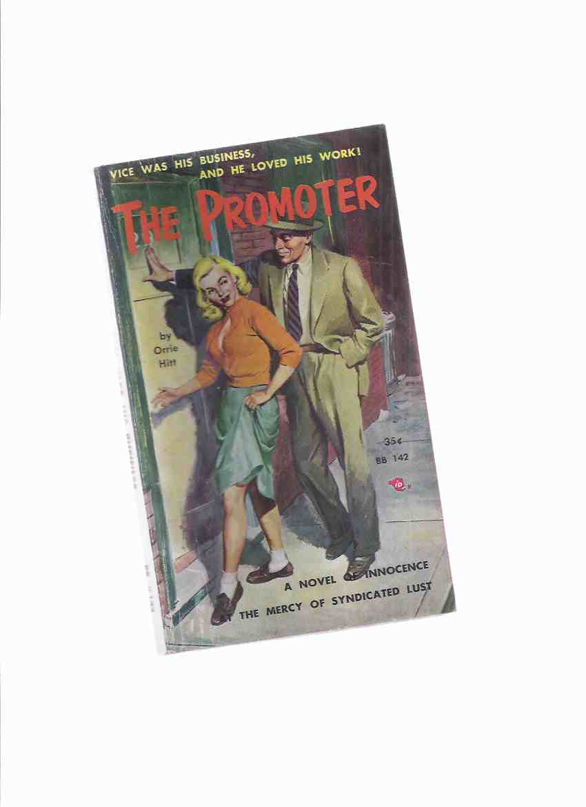 Image for The Promoter -by Orrie Hitt / Beacon Books # B-142