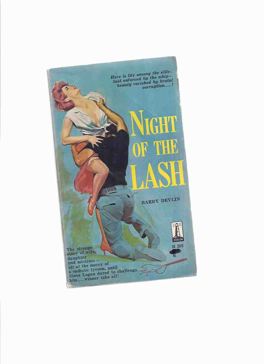 Image for Night of the Lash -by Barry Devlin  / Beacon Books # B-283