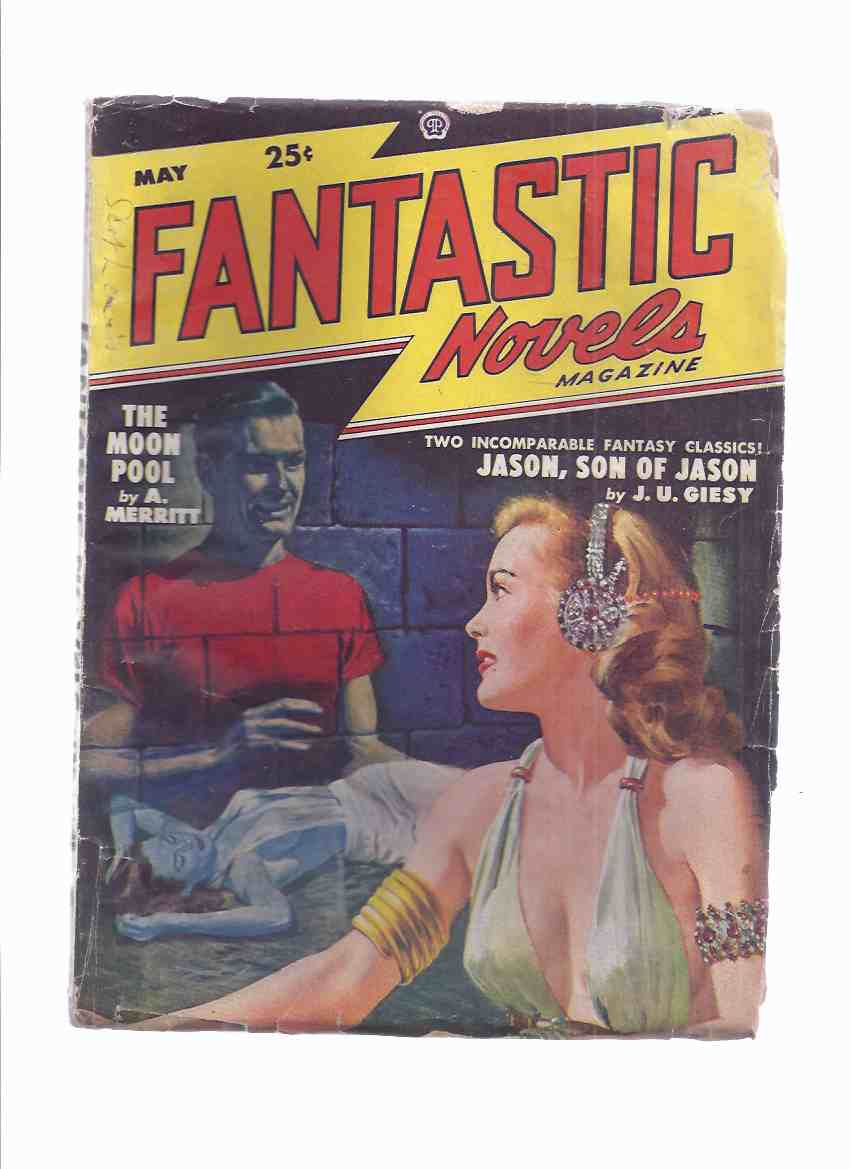 Image for Fantastic Novels Magazine ( Pulp ), May 1948 Volume 2 # 1 (inc. The Moon Pool; Jason, Son of Jason )
