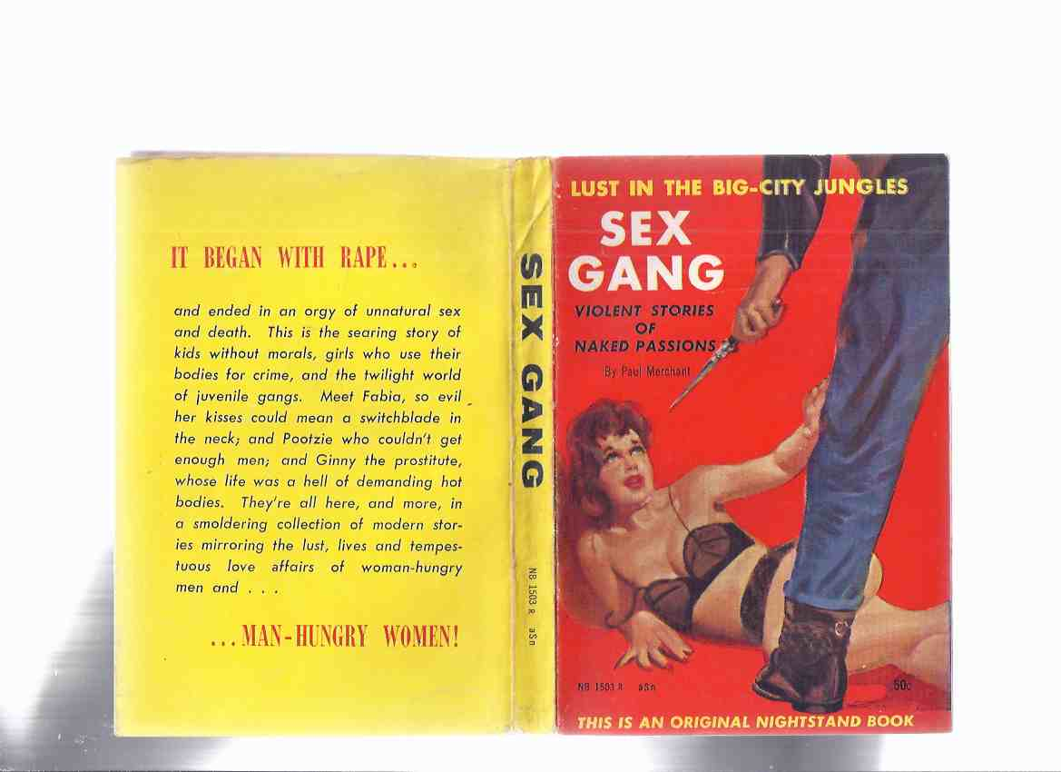 Image for Sex Gang:  Violent Stories of Naked Passions