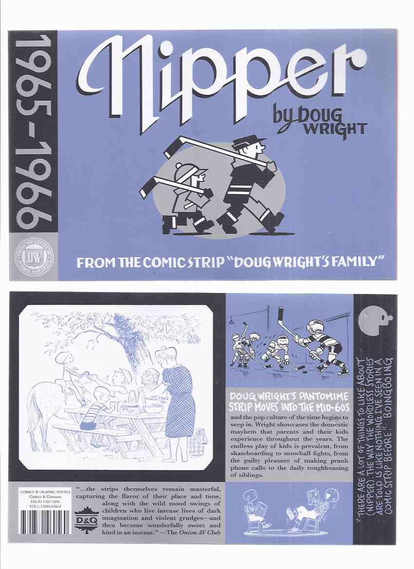 Image for NIPPER:  From the Comic Strip Doug Wright's Family - 1965 - 1966 -by Doug Wright / Drawn and Quarterly Publishers