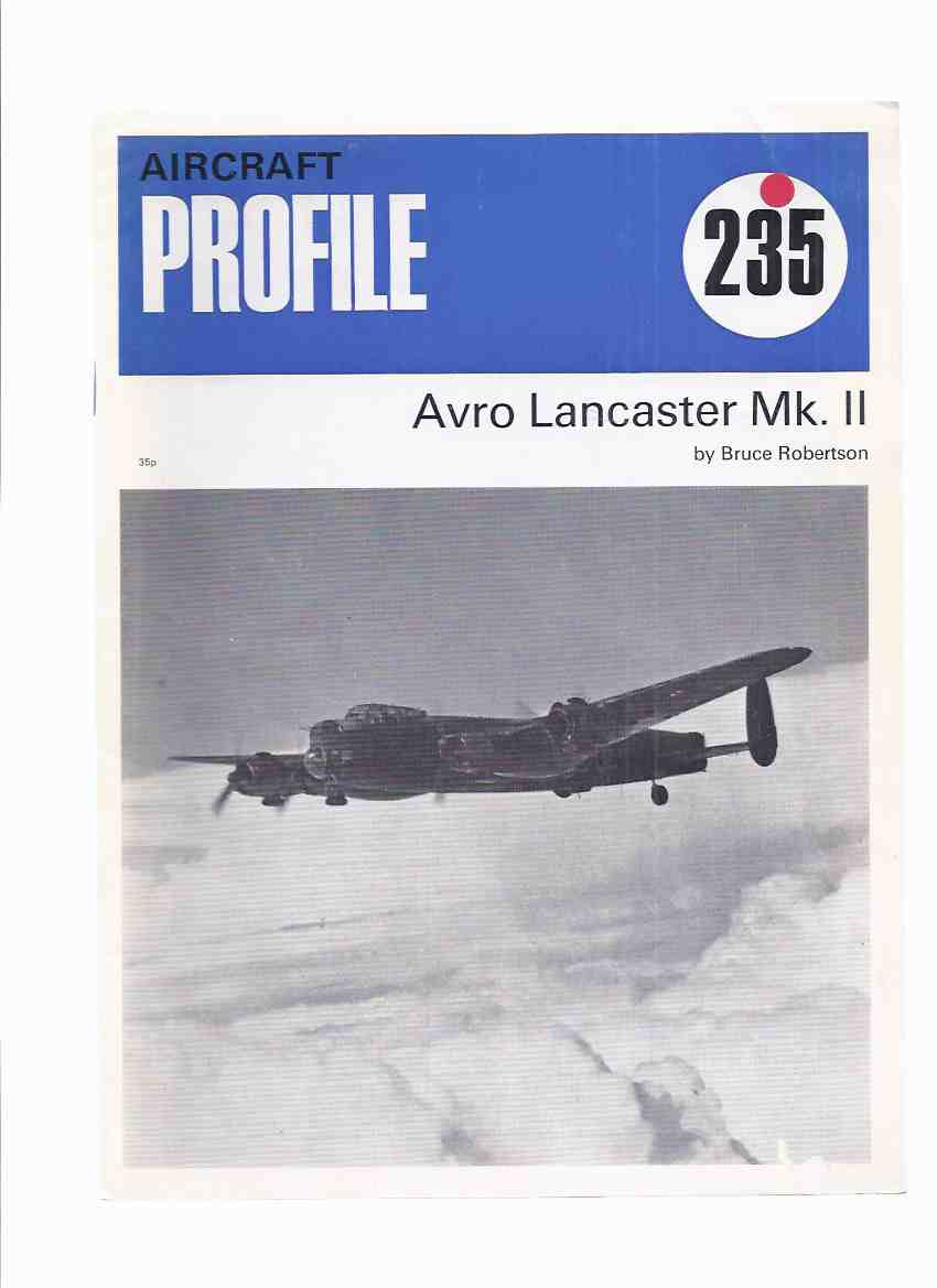 Image for Aircraft Profile Series, # 235:  Avro Lancaster Mk.II ( Bomber / WWII / World War II )