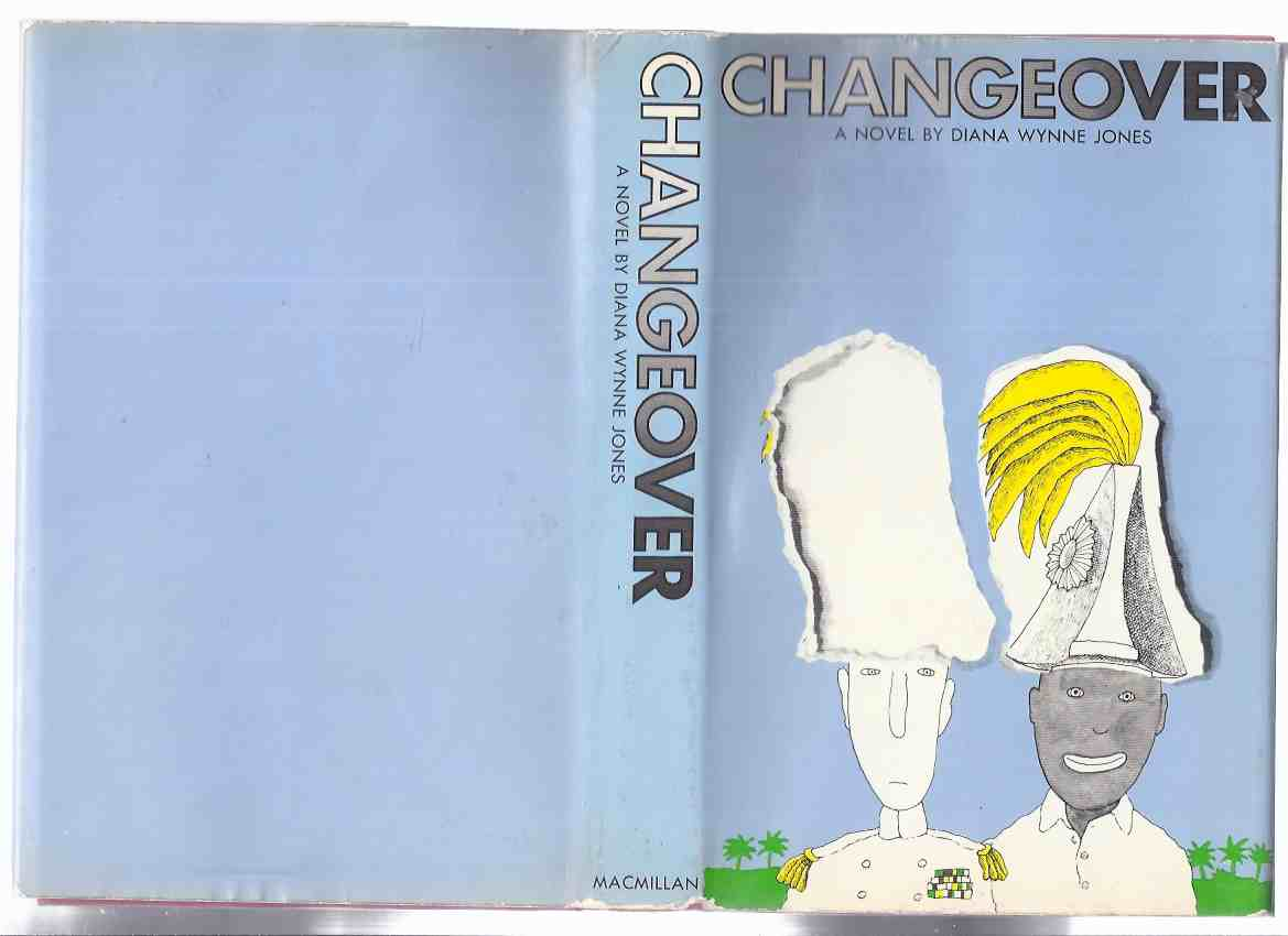 Image for Changeover -by Diana Wynne Jones ( Author's 1st Book )