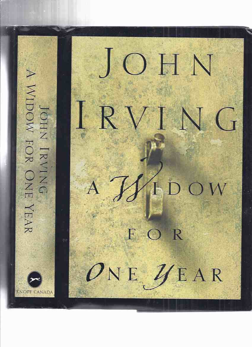 Image for A Widow for One Year -by John Irving -a Signed Copy ( 1 )