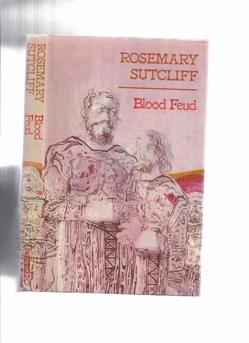Image for Blood Feud ---by Rosemary Sutcliff