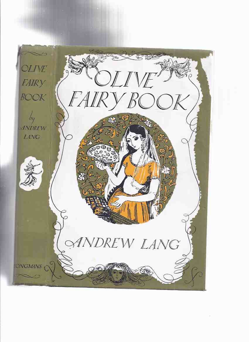 Image for The Olive Fairy Book:  Collected By Andrew Lang