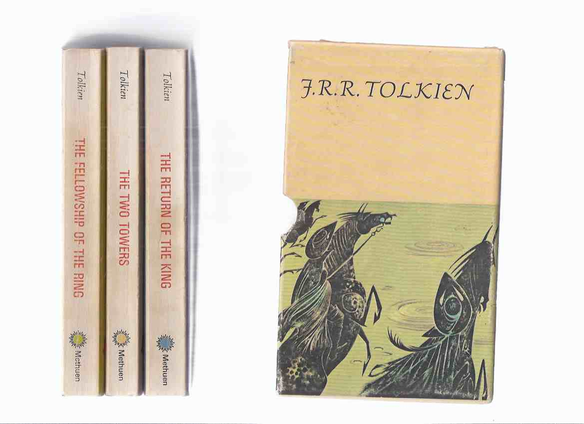 Image for Slipcased Set of The LORD of the RINGS:  The Fellowship of the Ring ---with The Two Towers ---with The Return of the King --- Three Volumes in a slipcase ( Authorized Canadian Edition of the trilogy -book 1, 2, 3)