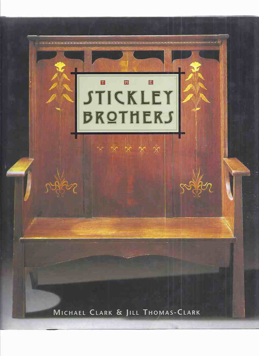 Image for The Stickley Brothers: The Quest for an American Voice  ( Albert, Charles, Leopold, John George, Gustav ( Gustave ) Stickley related)( Arts & Crafts Movement )( Furniture / Furnishings / Interior Design / Decorating / Fixtures / etc)