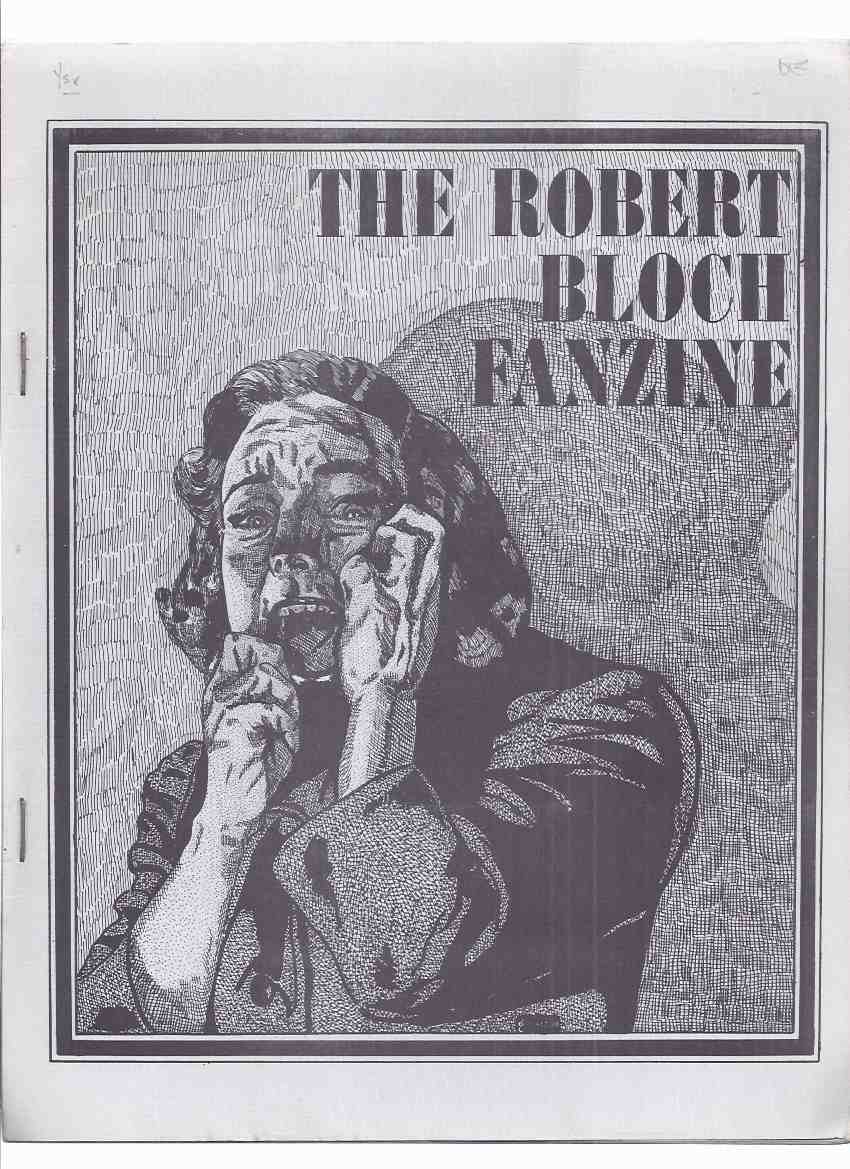 Image for The Robert Bloch Fanzine (inc. Interview; By the Author of Psycho; Bibliography; Lefty Feep and I; etc)
