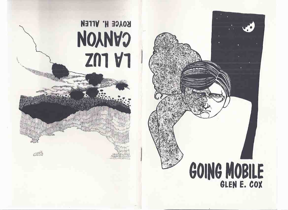 Image for Going Mobile -by Glen E Cox / La Luz Canyon -by Royce H Allen  -a Signed Copy, # 113 of 200 Copies