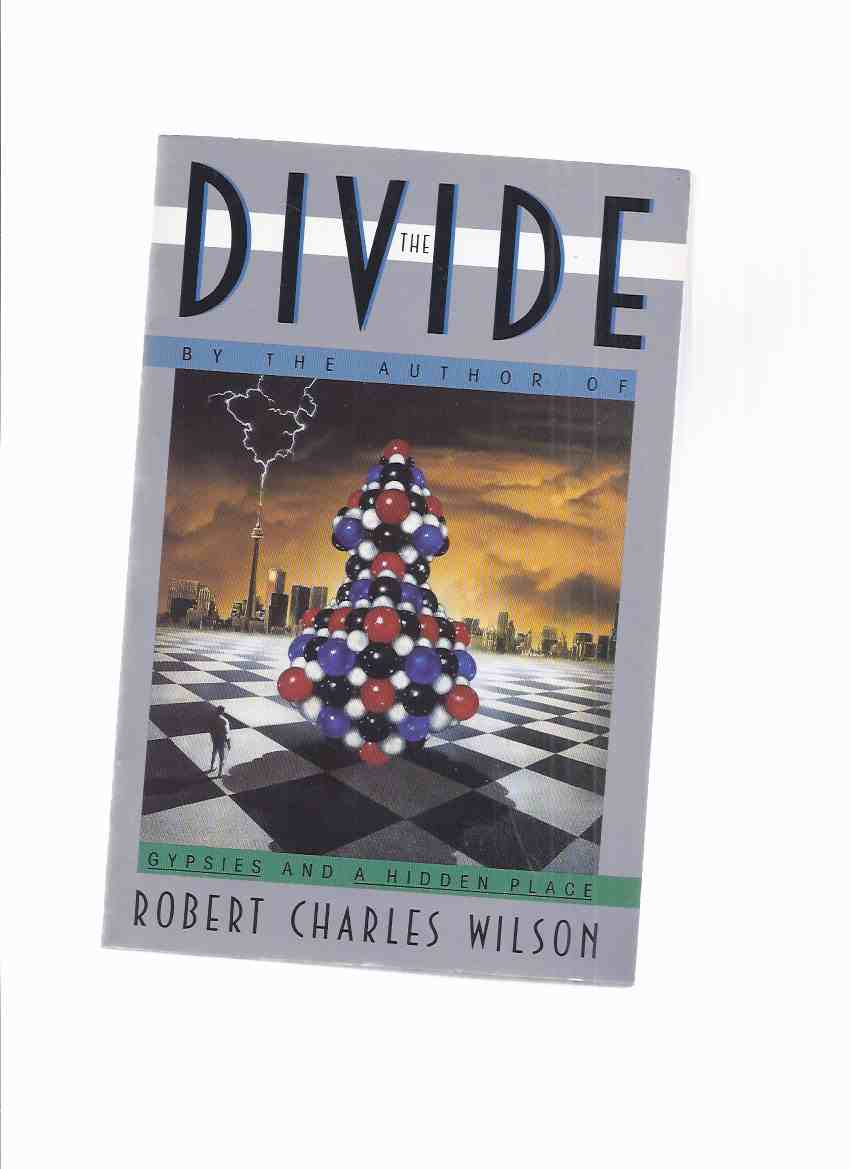 Image for The Divide -by Robert Charles Wilson -a Signed Copy
