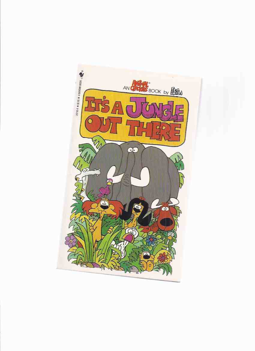 Image for It's a Jungle Out There: An Animal  Crackers Book -by Rog Bollen