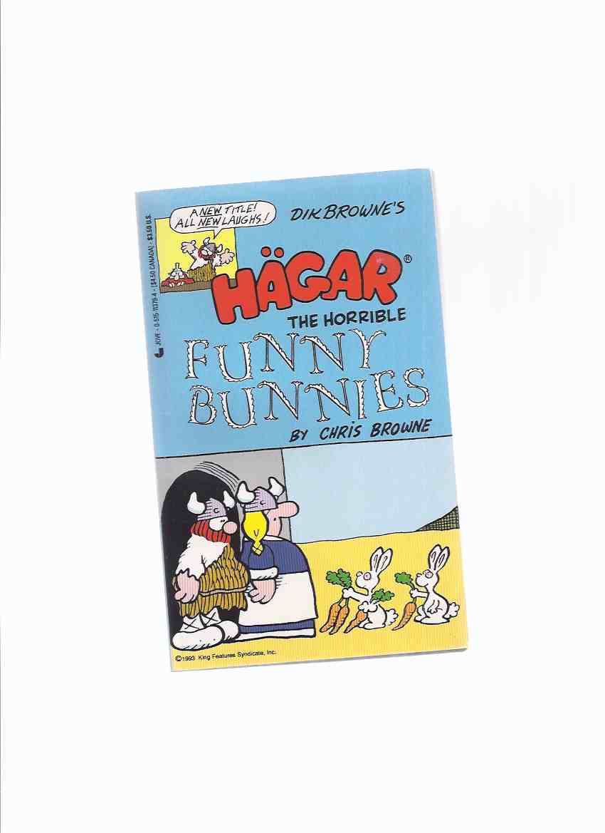 Image for Hagar the Horrible:  Funny Bunnies ( b&w Cartoons / Comics )