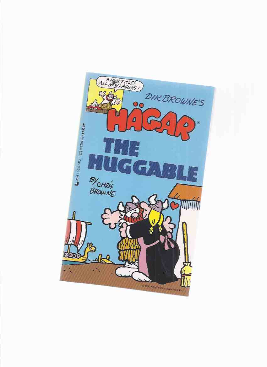 Image for Hagar the Horrible:  Hagar the Huggable ( b&w Cartoons / Comics )