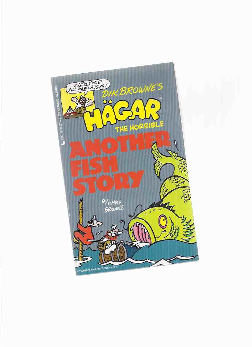 Image for Hagar the Horrible:  Another Fish Story ( b&w Cartoons / Comics )