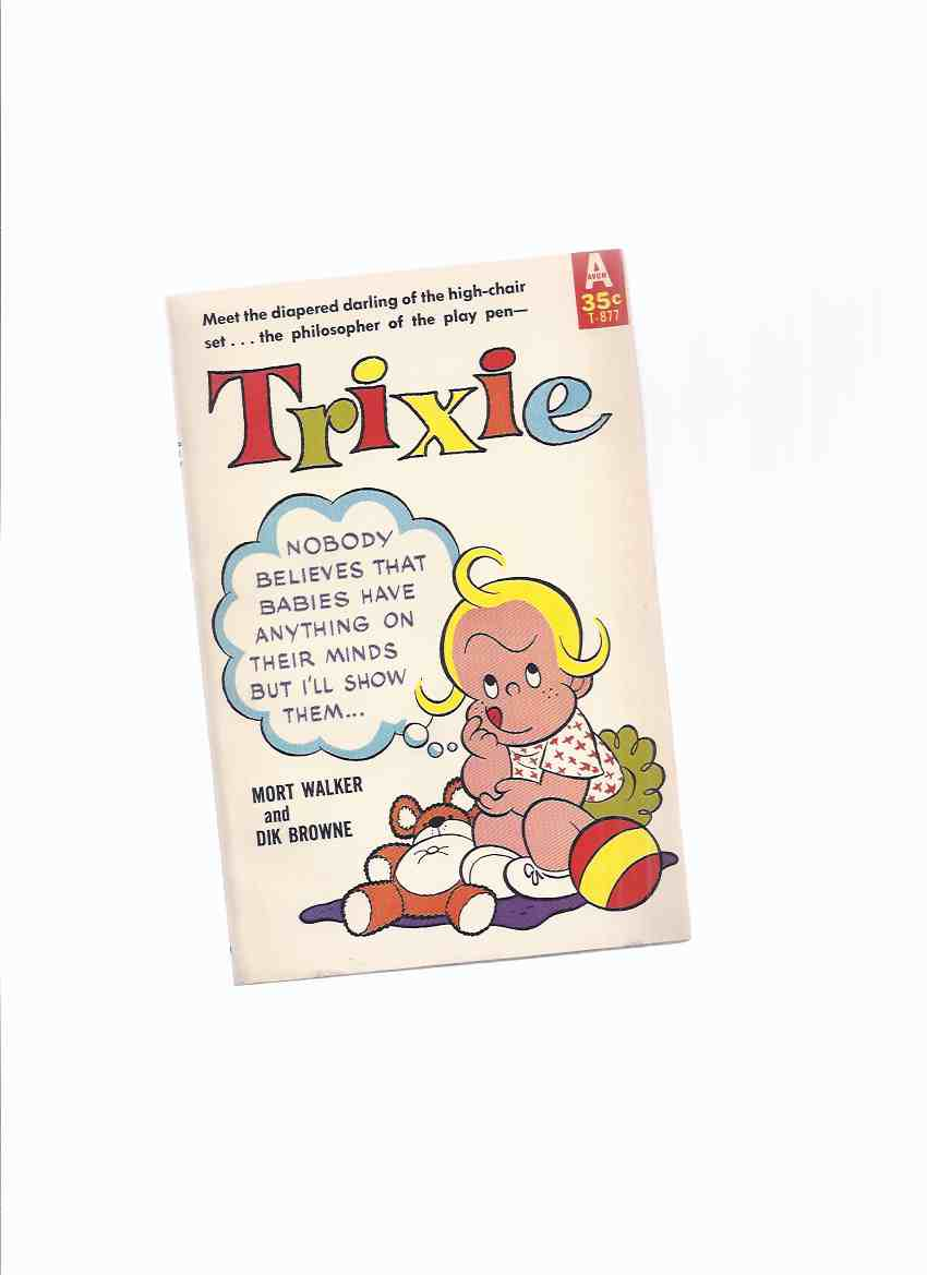 Image for Trixie -by Mort Walker and Dik Browne ( Hi and Lois Flagston )