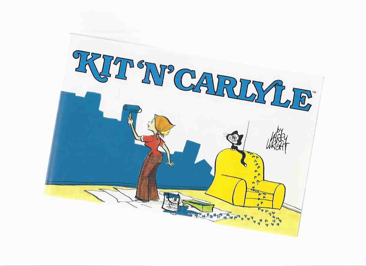 Image for Kit 'n' Carlyle ( b&w Comics / Cartoons  )