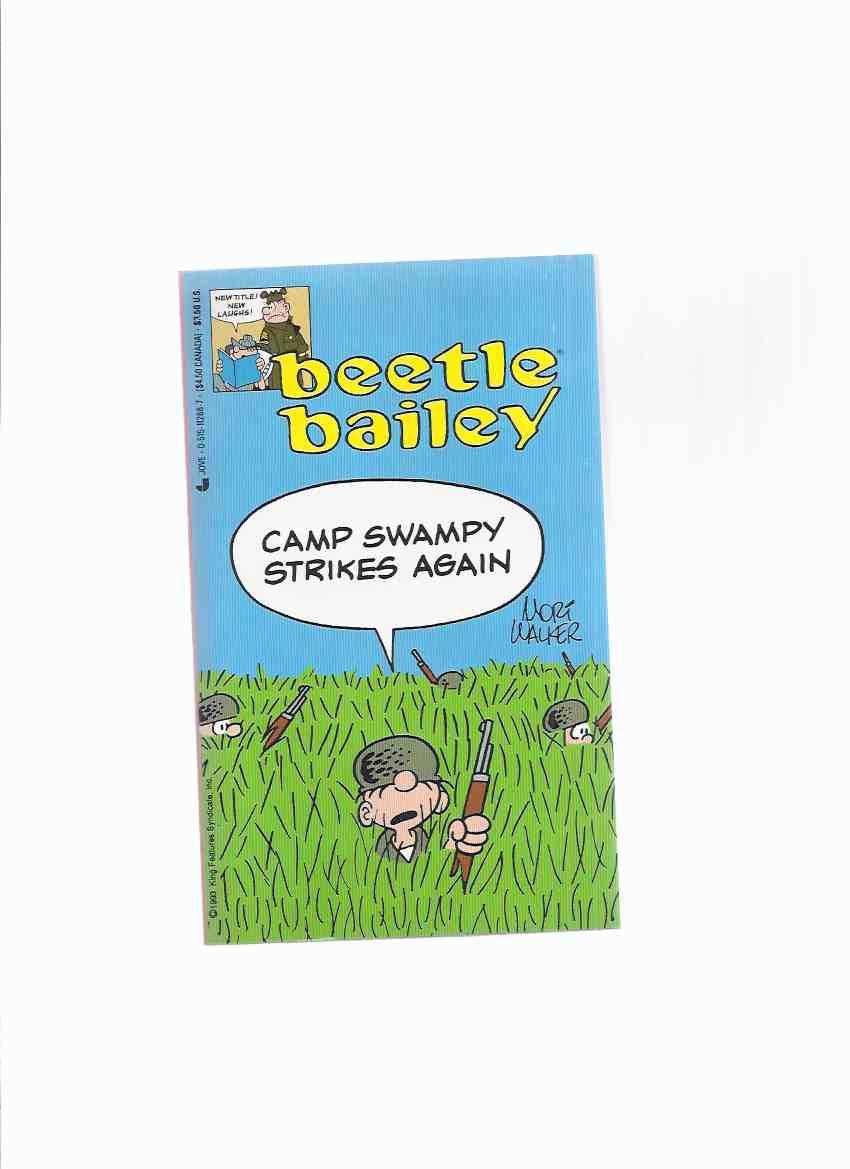 Beetle Bailey - Camp Swampy Strikes Again