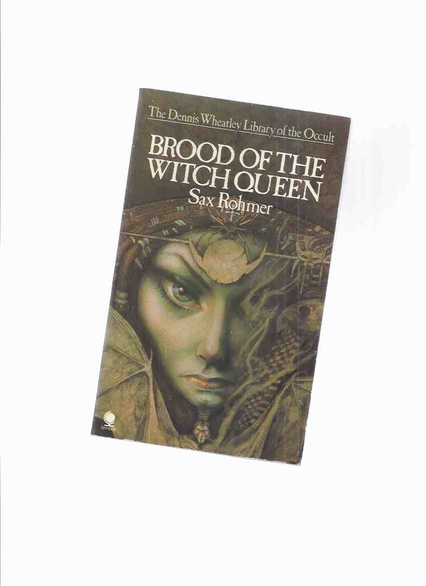 Image for Brood of the Witch Queen -by Sax Rohmer /  Dennis Wheatley Library of the Occult # 41