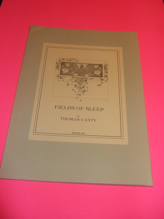 Image for Fields of Sleep -a Portfolio By Thomas Canty -Signed # 942 of 1500 Copies ( 7 Prints, One Signed and Numbered )