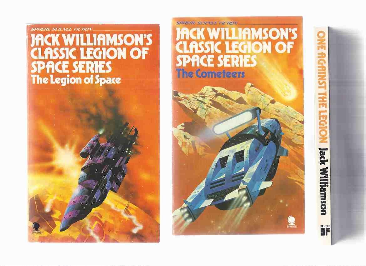 The Book of Legion - Book 1 & 2 (Legion Series)